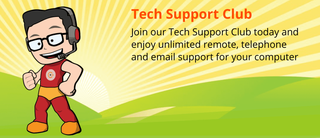 Introducing Tech Support Club